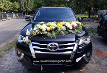 New 2017 VRZ Fortuner Rental Wedding Cars 1,7 Juta by SENTOSA JAYA VIP WEDDING CARS SURABAYA