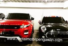 Promo Sewa MiniCooper Mobil pengantin surabaya by SENTOSA JAYA VIP WEDDING CARS SURABAYA