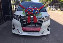 Sewa Alphard Surabaya - Sewa Alphard Surabaya by SENTOSA JAYA VIP WEDDING CARS SURABAYA