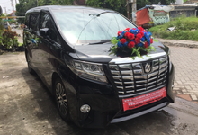 Sewa Mobil Alphard Surabaya Rental Mobil Alphard by SENTOSA JAYA VIP WEDDING CARS SURABAYA