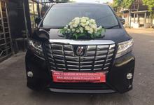 Sewa Alphard Surabaya, Rental Alphard Surabaya by SENTOSA JAYA VIP WEDDING CARS SURABAYA