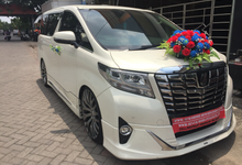 rental mobil alphard, sewa mobil alphard, surabaya by SENTOSA JAYA VIP WEDDING CARS SURABAYA