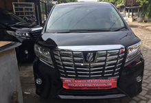 Sewa Alphard Surabaya DAN Rental Alphard Surabaya by SENTOSA JAYA VIP WEDDING CARS SURABAYA