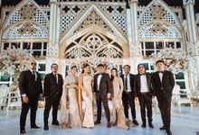 The Wedding of Dhira & Hefi by Vinoqi Entertainment