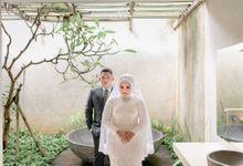 Wedding Tia & Ilham by Azila Villa