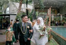 Akad Nikah Tia & Ilham by Sirih Gading Catering