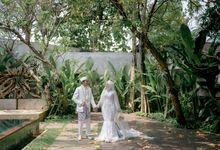 Akad Nikah Dika Ukhti & Erik by Azila Villa