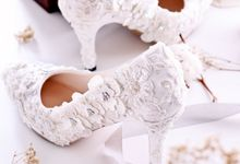 Sepatu Platform Cecilia White by SLIGHTshop.com