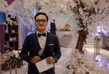The Wedding of Seputri & Hamdan by MC Reza Rahman