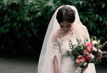 Zidharta & Zindy Wedding Day by Moss and Fern Studios