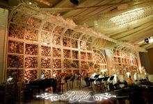 THE WEDDING OF TOMMY & PRECILIA by Eden Design