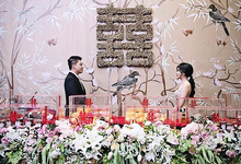 The engagement of AUDREY & DARWIN by serein.decor