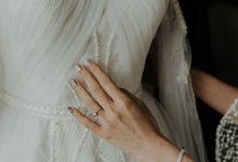 Sergio & Maria's Wedding by Cloche Atelier