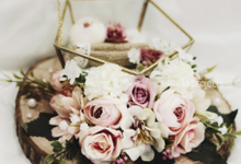 The Wedding of Ladya & Welly by Seserahan by Azalia Projects
