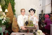 SHINTA & DIMAS WEDDING  by Seserahankiani