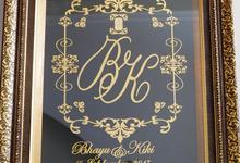 KIKI & BHAYU WEDDING by Seserahankiani