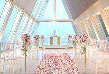 Wedding Decoration by Conrad Bali