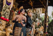 Hendra & Nathalia - Prewedding by Seven Pictures