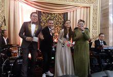 Lenny & Adi Wedding by Simply Fresh Band