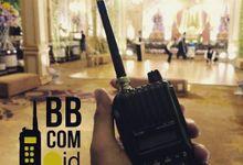 Wedding Asky & Bugi by Handy Talky Rental bbcom