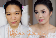 Bride Elvina - 080919 by SG Makeup Artist