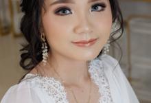 Bridal Makeup - Ms. Adel by SG Makeup Artist
