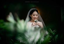 The Wedding of Sandy & Grace by Huemince