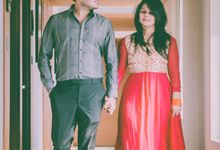 AMOUR - THE PRE WEDDING SHOOT by Swapneel Parmar Photography