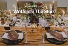 Written In The Stars by Everitt Weddings
