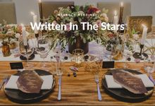 Written In The Stars by Wedrock Weddings