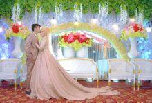 Wedding Of Nurul & Dedi by SINGHA Photgraphy