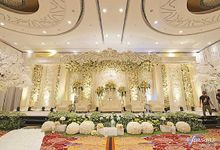 International Classic Concept Wedding by Skenoo Hall Emporium Pluit by IKK Wedding