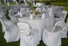 Romantic Wedding by LAPERPOOL CATERING