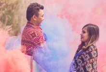 Prewedding of Shara and Bowo by Dhaup Photoworks