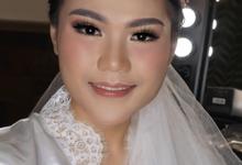 Bride Ms. Dita by Sharona Tevila MUA