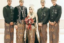 VIZZILY WAHYU RESEPSI by Chandira Wedding Organizer