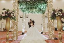 THE WEDDING OF ALDO & LIBERTY by She La Vie Organizer & Decoration
