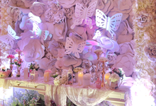 W Decoration by She La Vie Organizer & Decoration