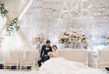 ANDRI & RENI @Ahava Hall by She La Vie Organizer & Decoration