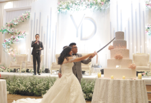 YONATHAN & DIANA @ahavahall by She La Vie Organizer & Decoration