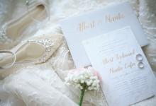 ALBERT & NASITA by She La Vie Organizer & Decoration