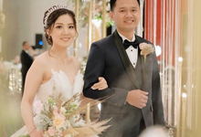 MITCHEL & CINDY @merlynn park hotel by She La Vie Organizer & Decoration