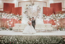 FELIX & RATNA @ahavahall by She La Vie Organizer & Decoration