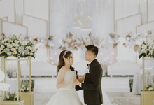 RIZKY & LUCIANA by She La Vie Organizer & Decoration