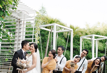 KELVIN & LINDA by She La Vie Organizer & Decoration