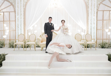 KEVIN & CINDY by She La Vie Organizer & Decoration