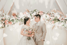 BRANDON & ILONA by She La Vie Organizer & Decoration