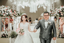 HENDRO & JESSICA by She La Vie Organizer & Decoration