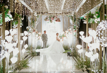 SENDY & SEVIEYANA by She La Vie Organizer & Decoration
