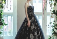 Signature Bridal Gown Range - Sheer Love by La Belle Couture Weddings Pte Ltd